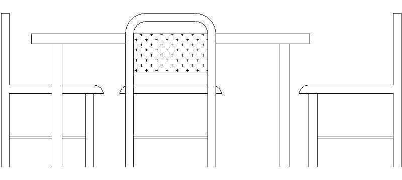 Bloques autocad gratis muebles mesa de comedor y oficina for Bloques autocad muebles