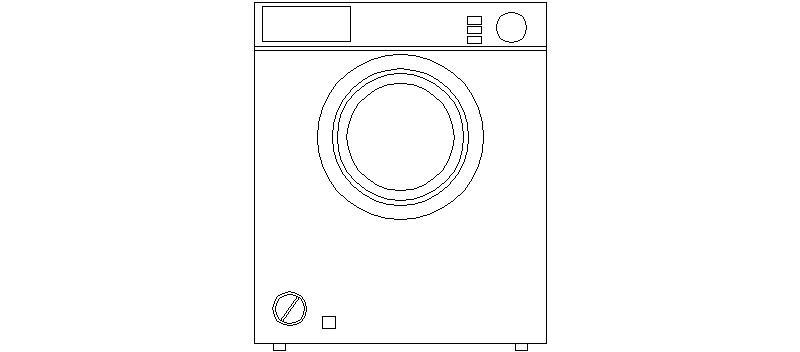 Bloques autocad gratis muebles de cocina lavadora for Bloques autocad muebles