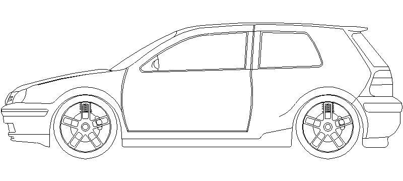 Volkswagen coches para colorear - Imagui