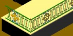 barandilla en 3d (3 dimensiones)